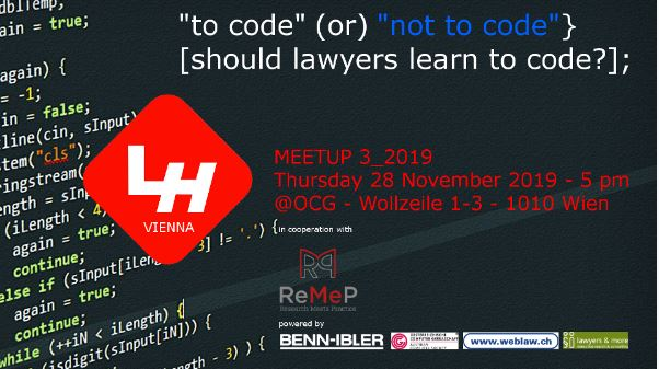 legal hackers vienna bern event